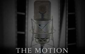 The Motion Soundtrack EP by Sha Stimuli