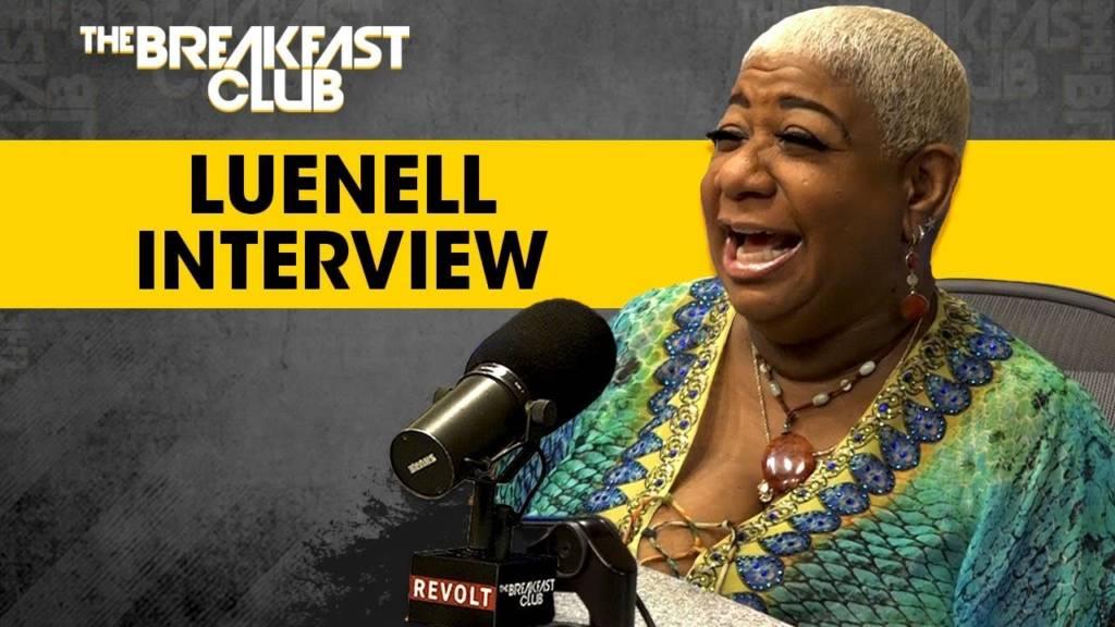 Luenell Speaks On Bruno Mars, Talks Katt Williams, LOL Comedy Honors, & More w/The Breakfast Club