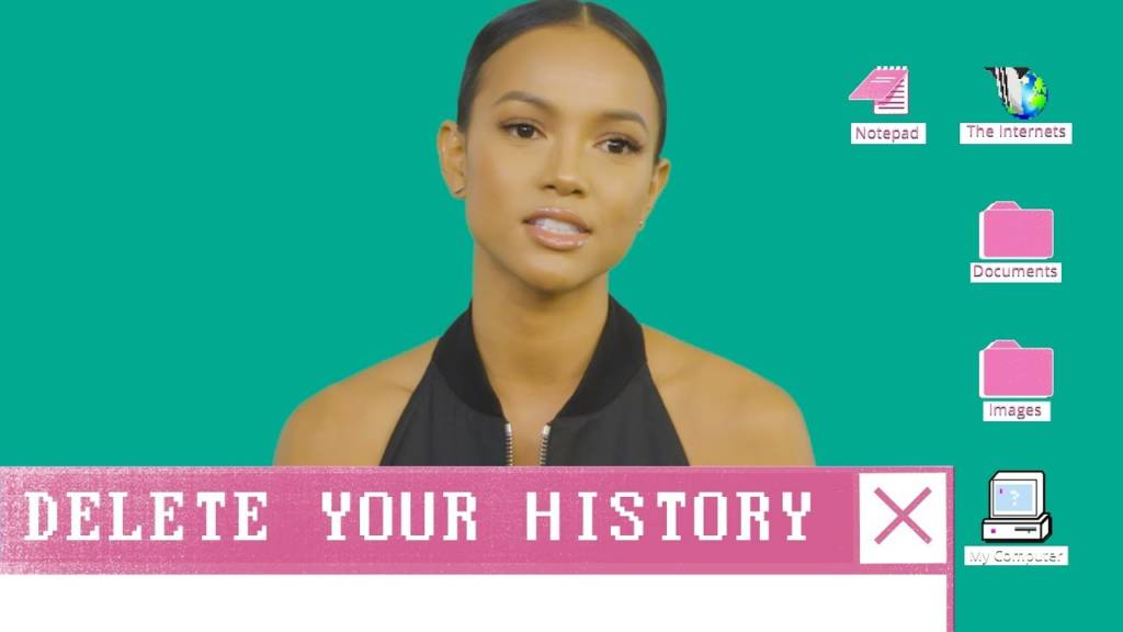 Karrueche Tran On Future, Ratchet Music, & 'The Honor List' w/'Delete Your History' (@Karrueche)
