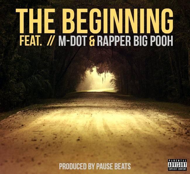 MP3: M-Dot x Rapper Big Pooh x Sabina Ddumba - The Beginning [Prod. By Pause Beats]