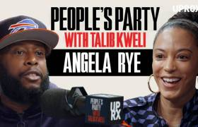 Angela Rye On 'People's Party With Talib Kweli'