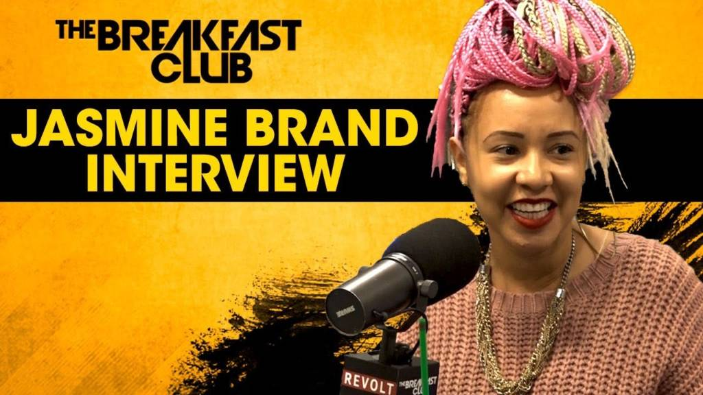 Jasmine Brand On Relationships Between Blogs & Celebs, Fake News + More w/The Breakfast Club