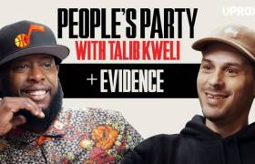 Evidence (of Dilated Peoples) On 'People's Party With Talib Kweli'