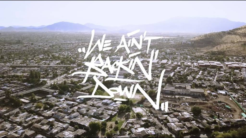 Video: BlabberMouf - We Ain't Backin' Down
