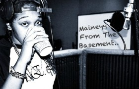 Mixtape: 'From The Basement' By Maineyy (@MaineyyBaby)