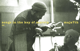 Stream Maja7th's 'Songs In The Key Of Marvin' Beat Tape (@Maja7th)