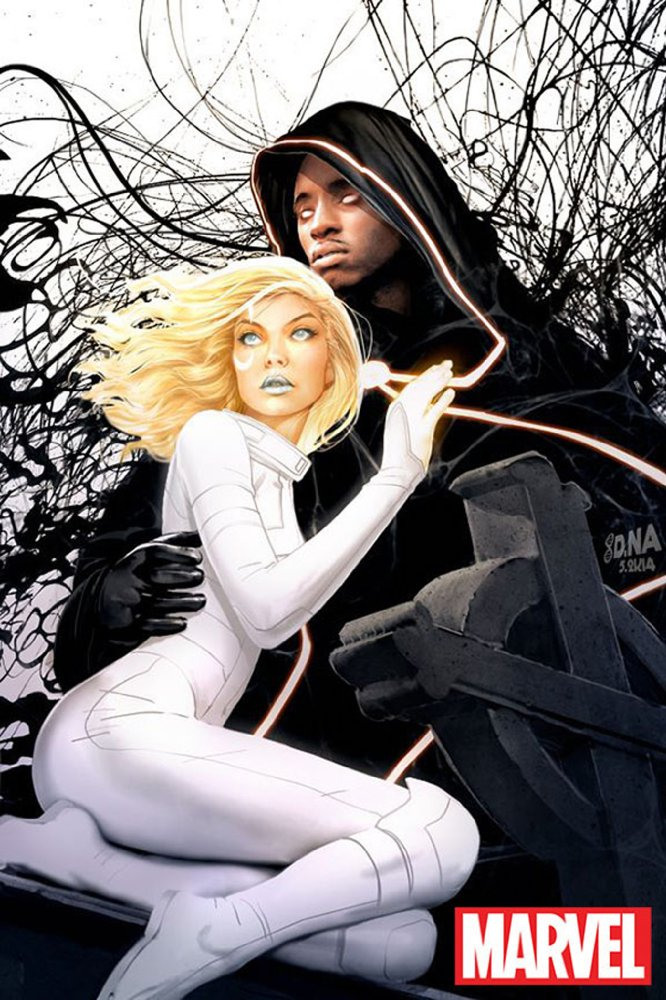 1st Trailer For Freeform Original Series 'Marvel's Cloak & Dagger'