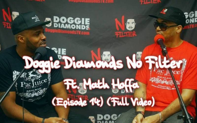 Give Episode 14 Of @DoggieDiamonds No Filter w/@MathHoffa A Watch In Full
