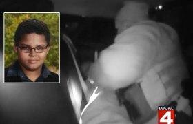 Michigan Cops Brutalize Mentally Ill Black Teen Inside Cop Car