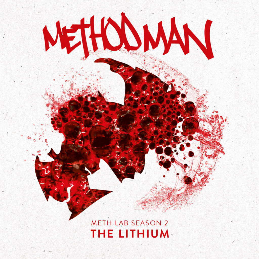 Peep The Artwork & Tracklisting For Method Man's Upcoming Album 'The Meth Lab II: The Lithium' (@MethodMan)