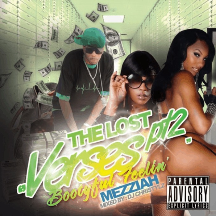 @VannDigital Mixtape Review: @Mezziah » The Lost Verses 2: Bootyful Feelin'