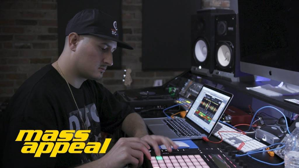 Cookin' Soul On 'Rhythm Roulette' (@CookinSoul @MassAppeal)
