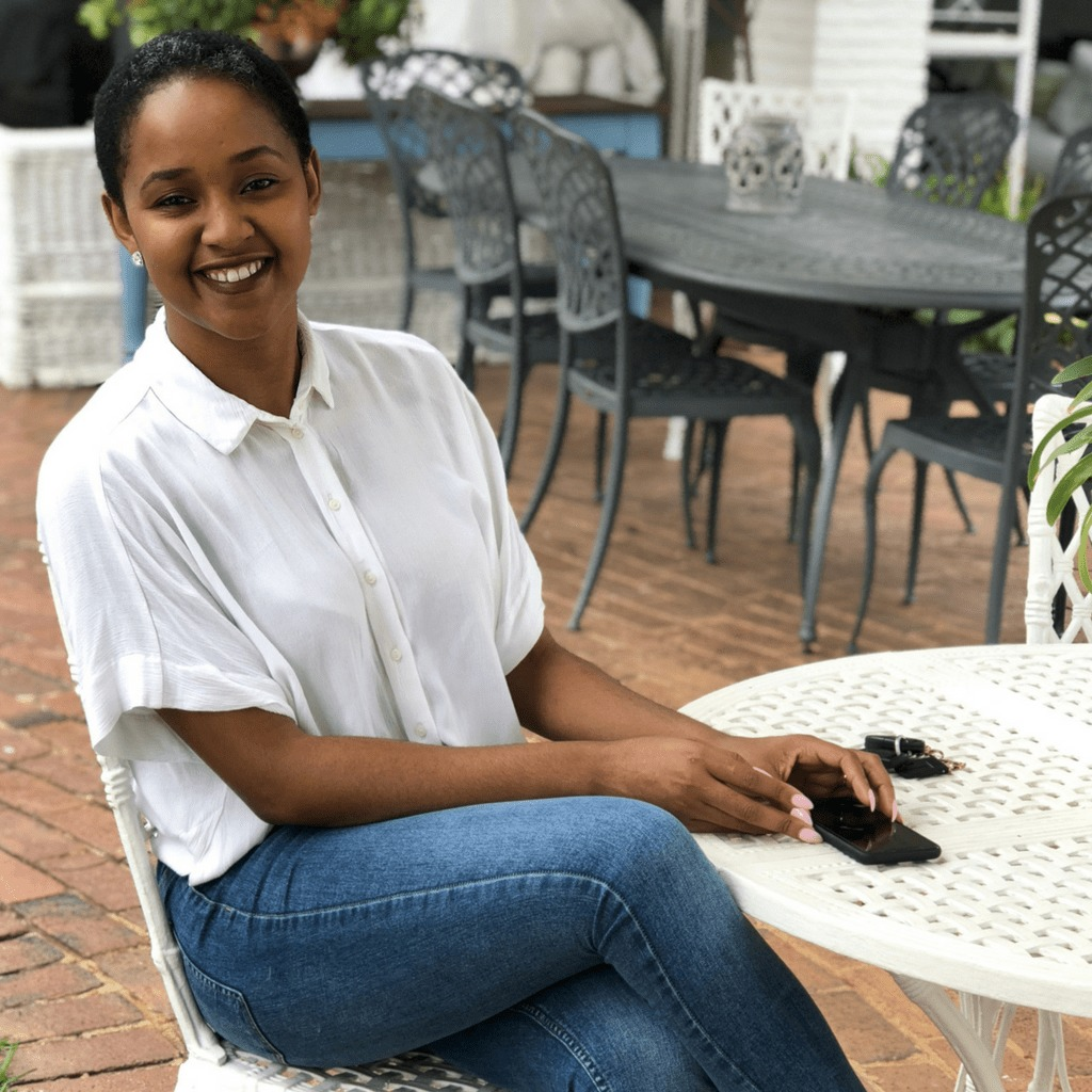 Black Entrepreneur Mpoomy Ledwaba Goes From Broke College Dropout To Owning Nail Salon & Coffee Bar