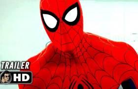 Final Trailer For 'Spider-Man: Into The SpiderVerse' Starring Shameik Moore & Mahershala Ali
