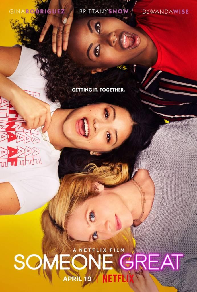 1st Trailer For Netflix Original Movie 'Someone Great'