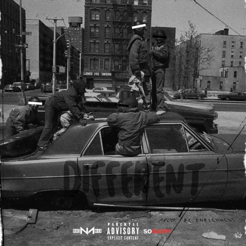 #MP3: Nino Man - Different (@ImNinoMan @Enrichment09)
