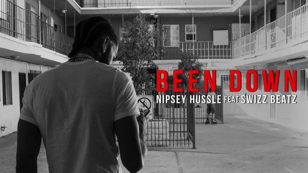 #Video: Nipsey Hussle feat. Swizz Beatz - Been Down