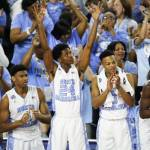 Syracuse Loses To North Carolina In Final Four