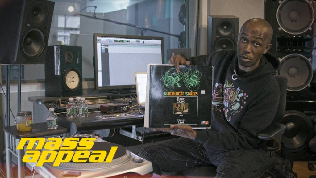 Dame Grease On Mass Appeal's Rhythm Roulette (@DameGrease)