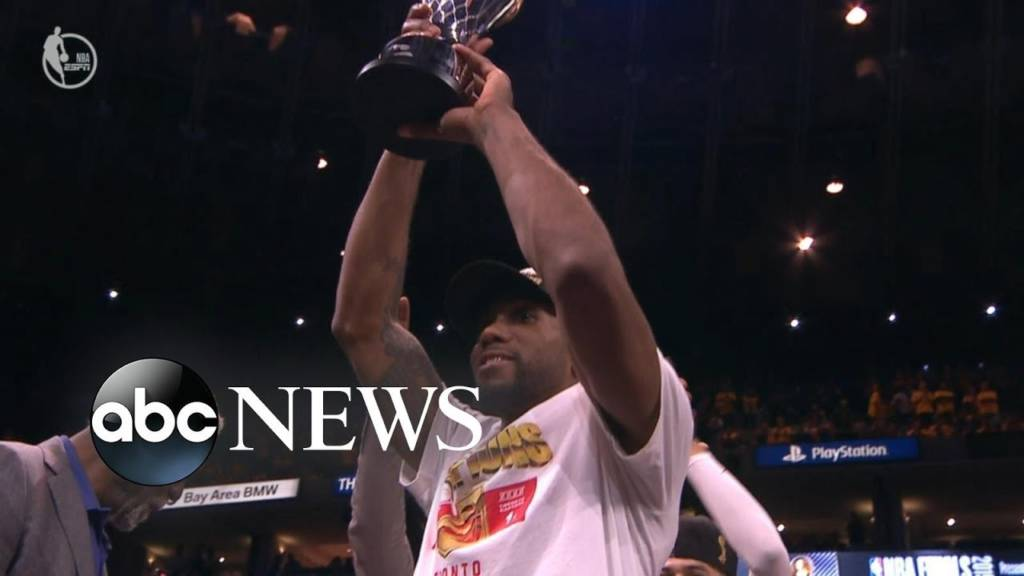 Toronto Raptors Beat Golden State Warriors For 1st NBA Title
