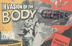 Onyx presents 100 Mad - Invasion Of The Body Catchers [Track Artwork]