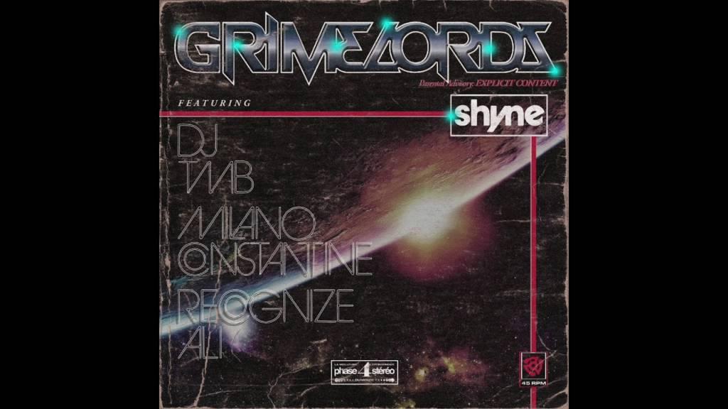 MP3: Grime Lords feat.Milano Constantine, Recgonize Ali, & DJ TMB - Shyne (@BornHisenburg @PeteTwist @Milano7Warriors @RecognizeAli @DJTMB)