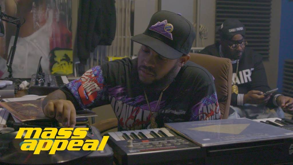 V Don On 'Rhythm Roulette' (@VDonSoundz @MassAppeal)
