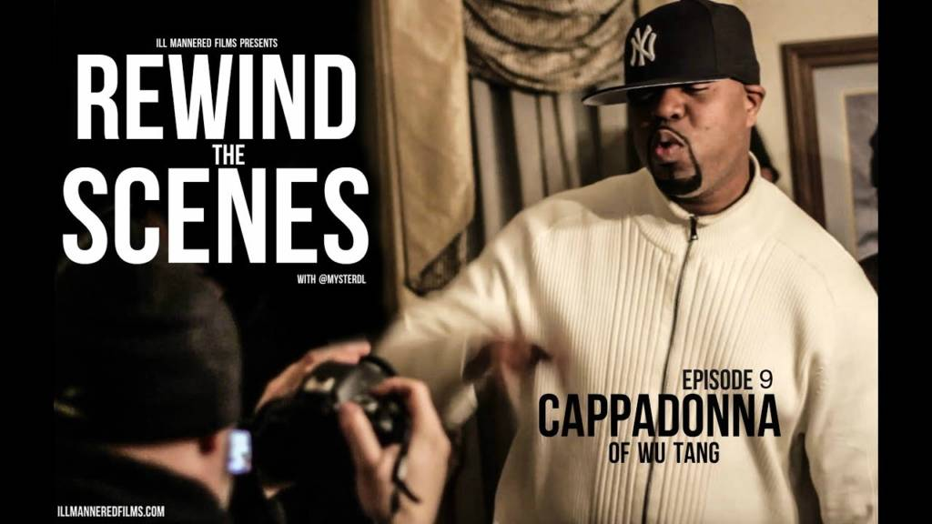 Wu-Tang's Cappadonna On Myster DL's 'Rewind The Scenes' Web Series