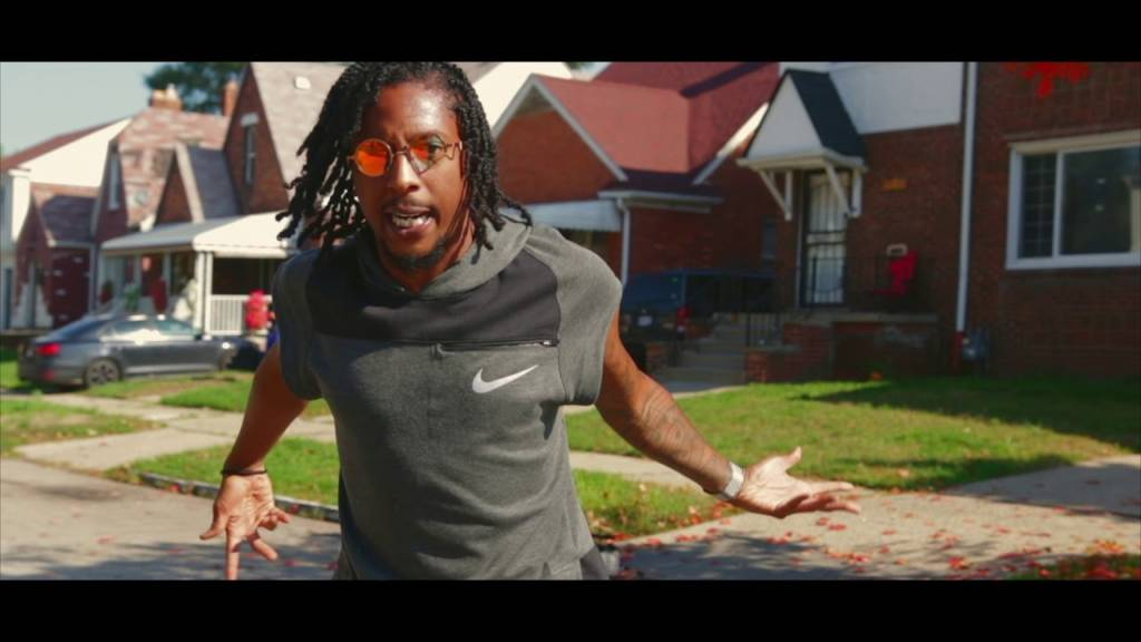 Video: Clear Soul Forces - They Shootin