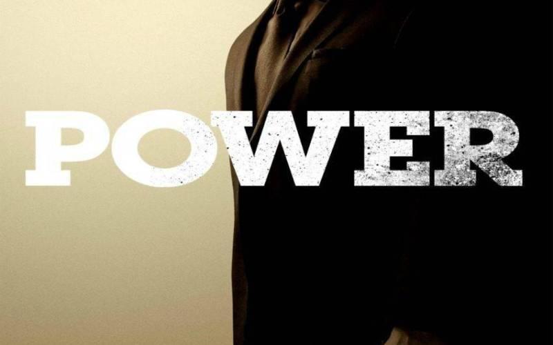 'Power' TV Show (Starz Worldwide Cover) [Poster Artwork]