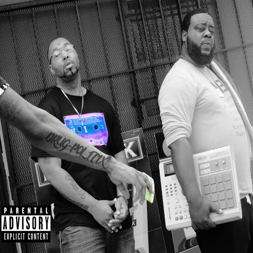 Precyce Politix & D.R.U.G.S. Beats Discuss 'Drug-Politix' On New Collabo Album (@Precyce @D_R_U_G_S_Beats)
