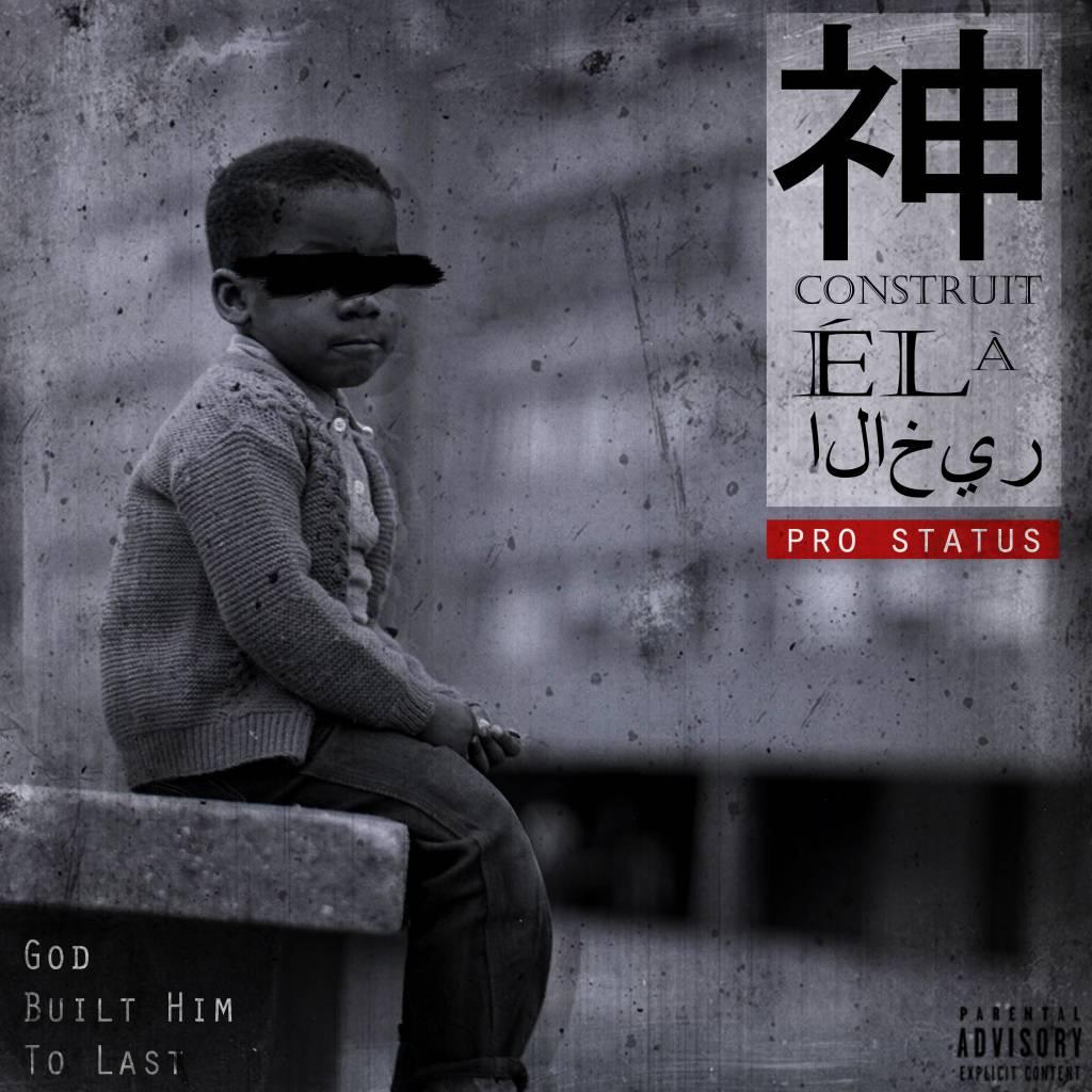 Stream Pro Status' New Album 'God Built Him To Last'