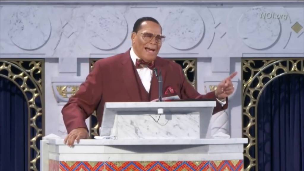 Minister Louis Farrakhan Speaks On Christmas & Black Fridays