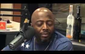 Power 105.1FM interviews Donnell Rawlings