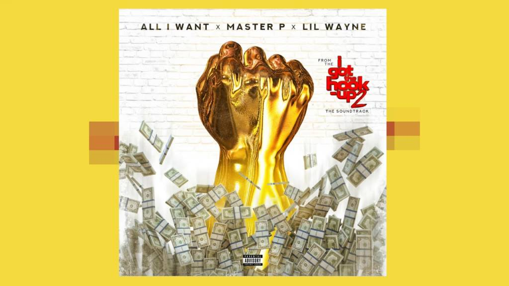 MP3: Master P & Lil Wayne - All I Want