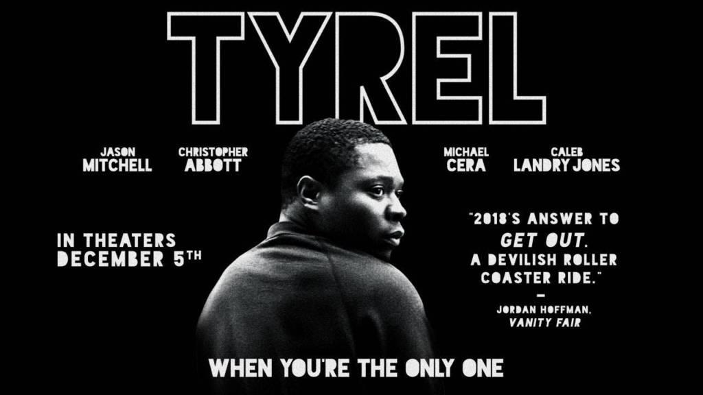 1st Trailer For 'Tyrel' Movie Starring Jason Mitchell (#TyrelMovie)