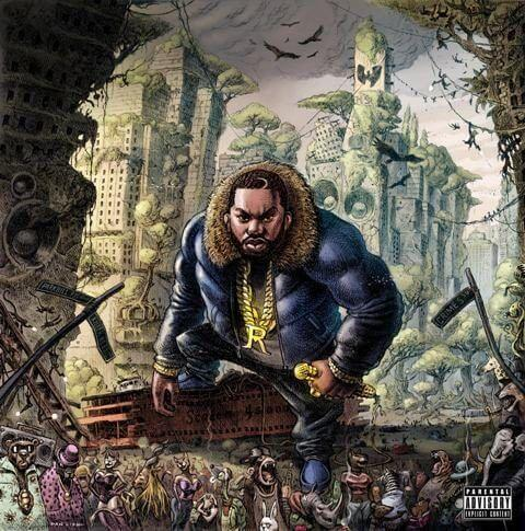 Raekwon - The Wild [Album Artwork]