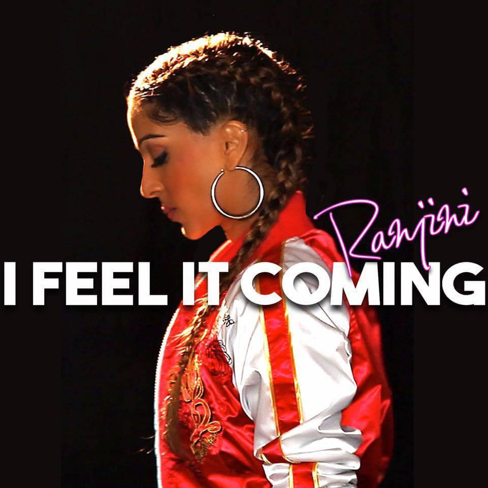 Ranjini (@RanjiniOfficial) Chops It Up w/@VannDigital + Puts Her Spin On @TheWeeknd's 'I Feel It Coming'