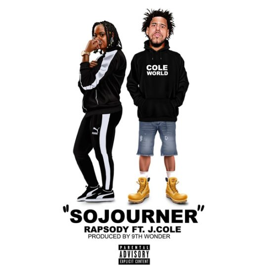 Audio: Rapsody feat. J. Cole - Sojourner (Prod. by 9th Wonder)