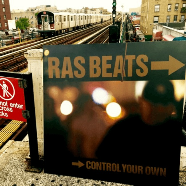 Stream @RasBeats' Debut Album 'Control Your Own'