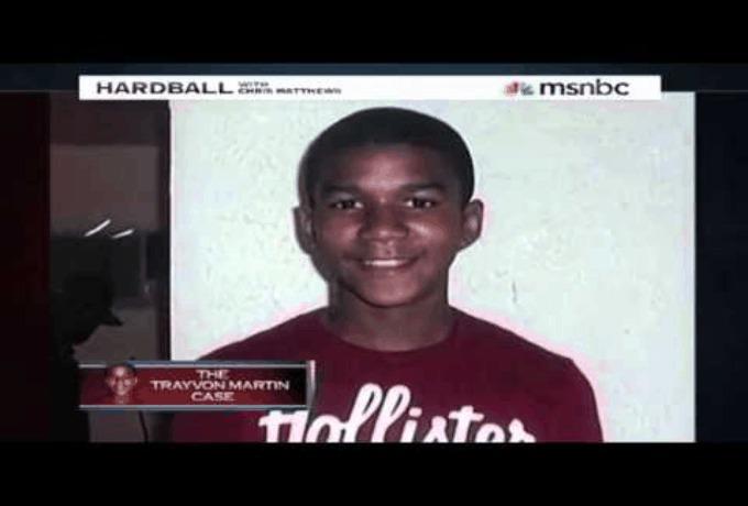 Remembering Trayvon Martin 1995-2012 [@ColorOfChange]