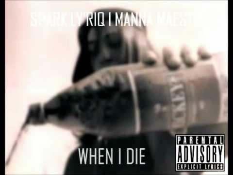 @CrimeChildren (@SparkLyriq & @Manna215) » When I Die (HardKnock Freestyle) [Audio]
