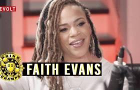 Faith Evans On Drink Champs (@FaithEvans @Noreaga @DJEFN @DrinkChamps @RevoltTV)