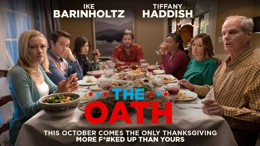 1st Trailer For 'The Oath' Movie Starring Tiffany Haddish (#TheOathMovie)