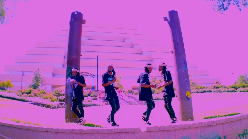 Video: iMAGiNARY OTHER feat. Chuuwee - THE (Hawaiian Button Up)
