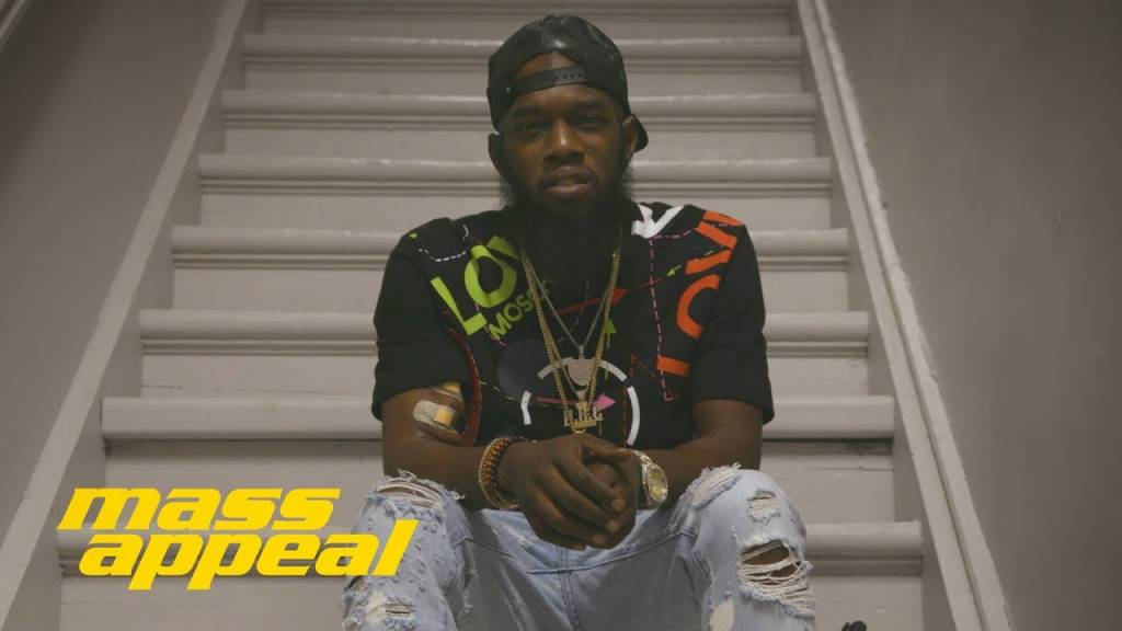 Freeway On Mass Appeal's 'Stairwell Freestyle' | @PhillyFreezer