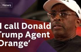 Spike Lee Speaks On Trump, BlacKKKlansman, & Charlottesville w/Channel 4 News