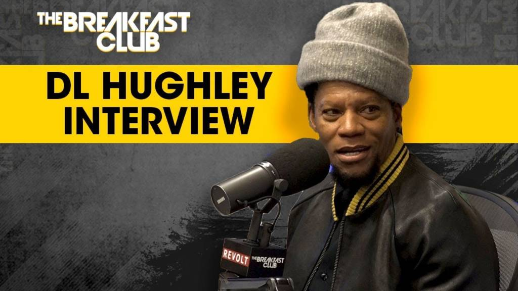 DL Hughley Speaks On Blackface Controversy, Donald Trump, & Racial Equality Issues w/The Breakfast Club
