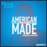 MP3: Stream '#AmericanMade' By @RomeCee