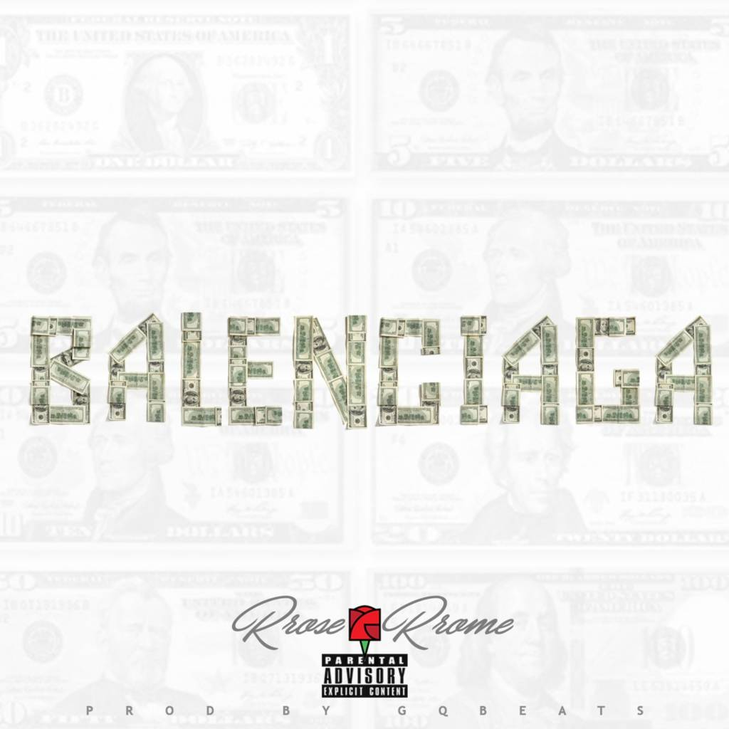 MP3: RRose RRome - Balenciaga